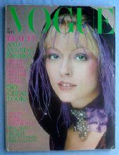 Vogue Magazine - 1970 - October 1st